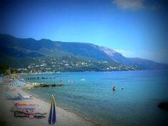 Ipsos Beach, Korfu