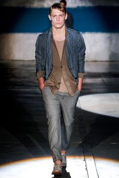 Iceberg Spring 2012 Menswear Fashion Show
