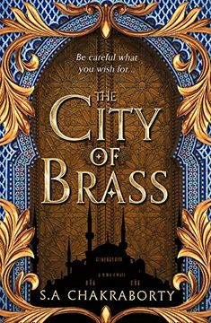 The City of Brass by S. A. Chakraborty https://www.amazon.com/dp/B07515RCXY/ref=cm_sw_r_pi_dp_U_x_fWniBb3KRGW3X