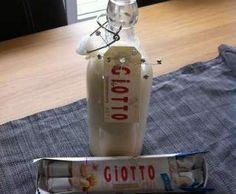Rezept Giotto Mandel Likör von 4ndymusic - Rezept der Kategorie Getränke