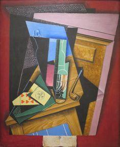 'Still_Life_with_a_Poem'_by_Juan_Gris,_Norton_Simon_Museum.JPG (2476×3028)
