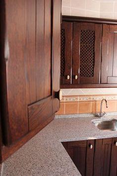 cocinas encimeras de granito para la cocina granito verde de importacion madrid encimeras de cocina pinterest