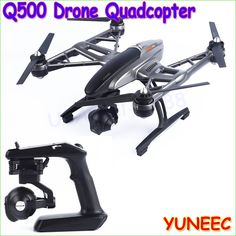 1203.00$  Watch here - http://alijps.worldwells.pw/go.php?t=32784995988 - 1pcs Professional drones YUNEEC Q500 with 4K HD camera 10ch FPV drone quadcopter helicopter