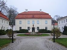 Bjärsjölagård Castle (Swedish: Bjärsjölagård slott) is a castle in Sjöbo Municipality, Scania, in southern Sweden.