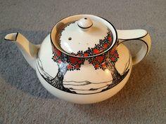 Crown-Ducal-Orange-Tree-Tea-Pot-The-Small-One