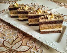 Croation Recipes, Poppy Cake, Vanilla Cake, Cake Recipes, Sweet Treats, Good Food, Food And Drink, Sweets, Beef