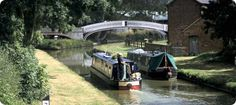 Boat hotels on canal in England--doing this for sure!