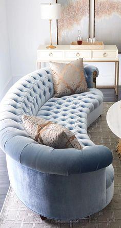 33 Comfortable Furniture That Will Make Your Home Look Great - Interior Design Sofa Furniture, Sofa Set, Luxury Furniture, Furniture Design, Wooden Furniture, Antique Furniture, Furniture Stores, Furniture Ideas, Sofa Design