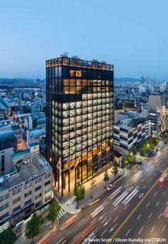 Shinsegae International - The Skyscraper Center