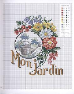 Grille : Mon jardin