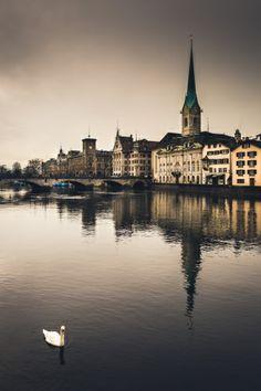 Zurich Fraumünster Kirche