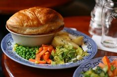 #050: Manger une english pie dans un pub