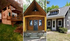 Rustic to Ritzy: Homes Under 500 Square Feet