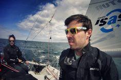 Día 199/365: Vaya tarde #365project #sailboat #sail #sport #sea #sky #mar #barco #yatch #yate #vela #velero #snapseed #sonyactioncam by piezadeaocho