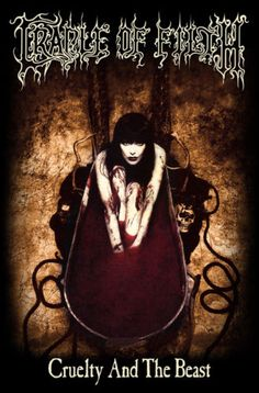 Cradle-Of-Filth-Poster-Flag-Black-Metal-Music-Darkly-Cruelty-And-The-Beast