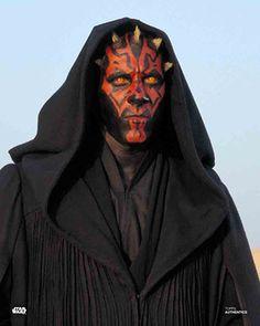 Leia Star Wars, Star Wars Sith, Star Wars Boba Fett, Clone Wars, Star Trek, Dark Maul, Star Wars Pictures, Star Wars Images, Darth Maul Costume