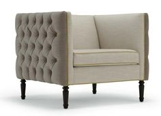 Maxine chair from Pavao Gold + Bob Williams - Loving it!