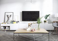 Artwork for home decoration. nordic design on behance Scandinavian Interior Design, Apartment Interior Design, Contemporary Interior Design, Modern Interior Design, Nordic Design, Nordic Style, Bohemian Room Decor, Appartement Design, Design Case
