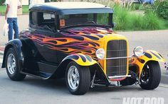 32 hot rod Roadster