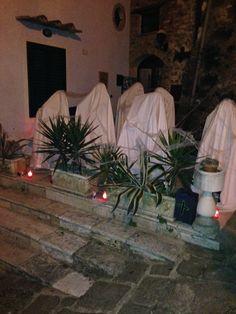 Fantasmi alla Festa delle Streghe