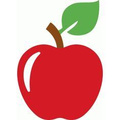 Silhouette Design Store - Search Designs : apple