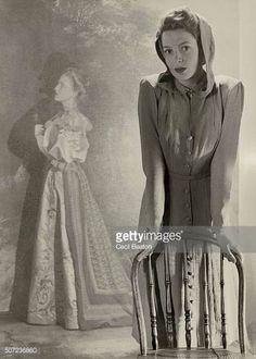 Deborah Kerr actress wearing Przjeworska dress