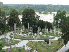 Presidents Circle, Hollywood Cemetery (Richmond, VA)