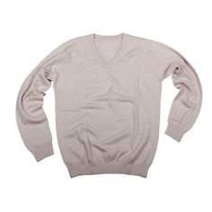 Chez M'Lain Collegiate Cashmere Sweater