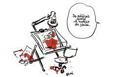"""""""Charlie Hebdo"""" - Des dessins, pour l'hommage - Le Point"""