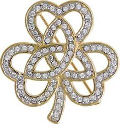 Celtic shamrock broach#Repin By:Pinterest++ for iPad#
