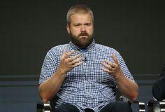 "'The Walking Dead' Creator Robert Kirkman: John Bernecker's Death Was ""A Freak Accident"", Season 8 Themes – TCA"