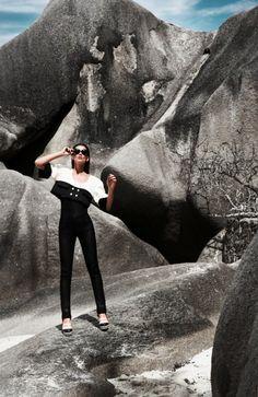 awesome Grazia Alemanha Junho 2013 | Editorial de Moda | Natalia Oberhanss por Tina Luther