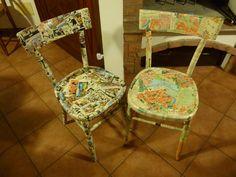Nice chairs !