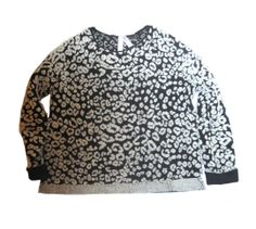 Jersey leopardo Pull and Bear 18.00€