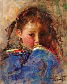 GALERIA DE ARTE Cristina Faleroni: Pinturas de Zhiwei Tu