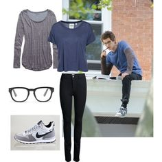 Peter Parker (inspired)-The Amazing Spider-Man