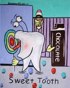 Sweet Tooth  Kidz Dental Works #Kidzdentalworks www.KidzDental.net