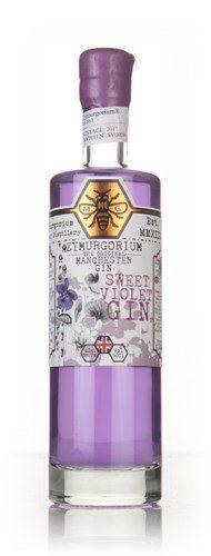 Zymurgorium Sweet Violet Gin, 50 cl