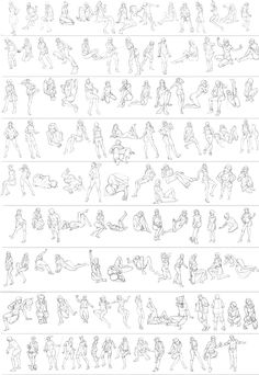 Ben Li - Masters of Anatomy ✤ || CHARACTER DESIGN REFERENCES
