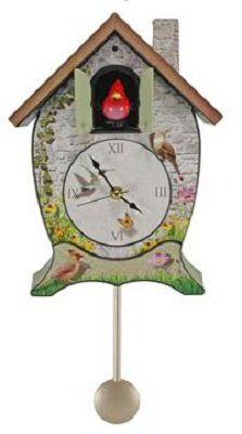 Amazon.com: Mark Feldstein Cuckoo Clock - Garden Cottage: Home & Kitchen
