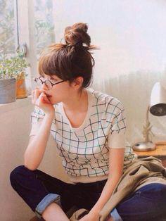 """hirocu1y: """"森絵梨佳 """""""