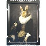 Love this rabbit/man tray from Ibride
