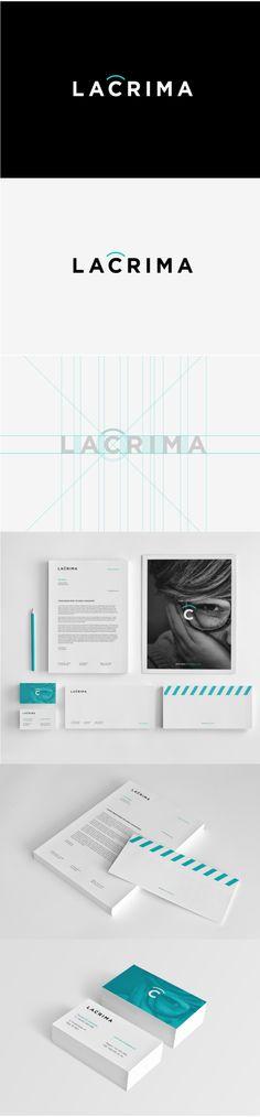 Lacrima brand identity