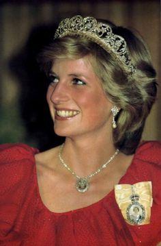 Princess Diana - 1983
