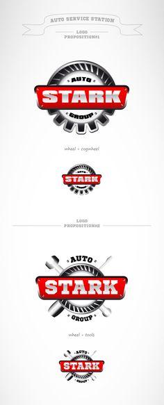 Auto Service Station - logo proposition!