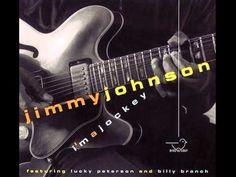 Jimmy Johnson - Jockey