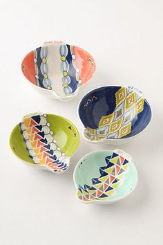 Wavelength Measuring Cups - Anthropologie.com