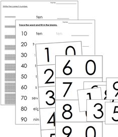 Making Montessori Ours Education Printables: Montessori