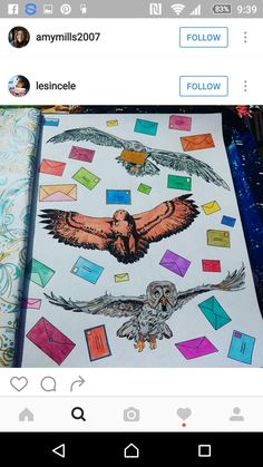 Coloring Book Colouring Harry Potter Pages Books