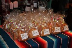 favors for a fiesta bridal shower | ... Diva: Ole!...DIY Fiesta Themed Wedding Shower Invites and Themed Decor